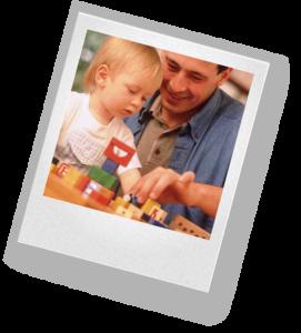 Хорошее воспитание ребенка начинается с постановки правильного поведения у себя