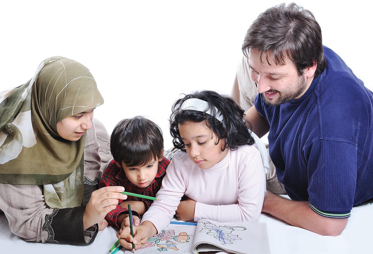 воспитание ребенка по Корану