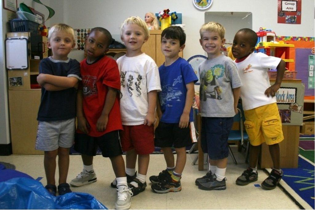 воспитание дружных детей