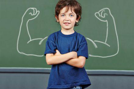 как вырастить ребенка уверенным в себе