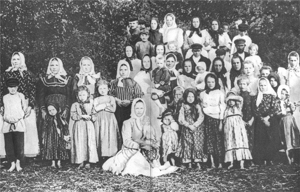 воспитание детей по крестьянски