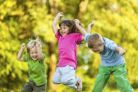 воспитание подвижных детей