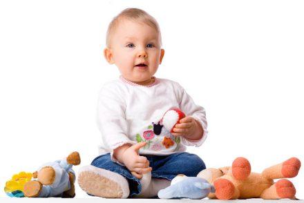 воспитание маленького ребенка